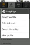 avatar options